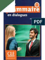 Grammaire en Dialogues Niveau Avance