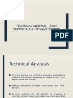 Technical Analysis – Dow Theory _ Elliot Wave