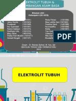 Kel 4 Elektrolit