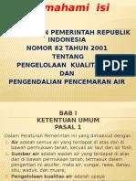 Memahami PP No 82 Thn 2001