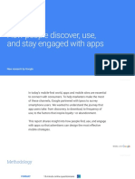 How Users Discover Use Apps