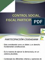 Control Social, Fiscal Participativo
