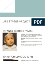 life stages pwpt
