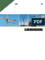 Liebherr Tower Cranes En