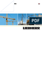 Liebherr Tower Cranes En