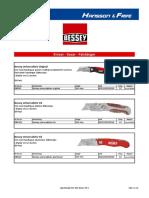 Lagerkatalog H&F 2015 Bessey Flik 2