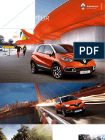 Renault Captur CH IT Brochure