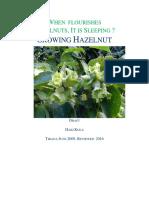 Growing-Hazelnut-It is flourishing when sleeping