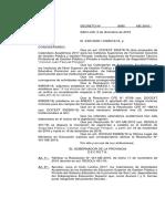 Decreto Nº 8095 Calendario 2017