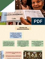 Libreta de Abastecimiento Cuba