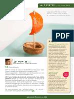 Gazette n°2 hiver2012