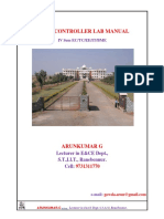 VTU Microcontroller Lab Manual (2) (1).pdf