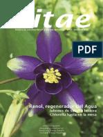 Revista Vitae 42, invierno 2016
