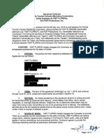 Full Pitbull Contract