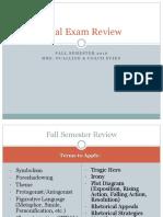 final exam review-2016