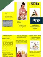 Leaflet Nutrisi Nifas JML