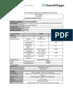 Detalle Tecnico de Bolsa 5 Kg