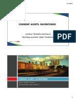 Current Assets Inventories 3