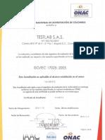 Contrato ONAC