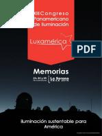memorias LUXAMERICA2016