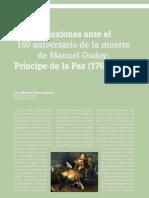 Cv_39_Reflexiones Ante El 160 Aniversario de La Muerte de Manuel Godoy