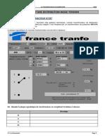08 Complément Transformateur - Etude d'Une Distribution Basse Tension