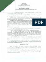 hotararea nr 162 din 2009 privind stabilirea impozitelor si taxelor locale pentru anul 2010