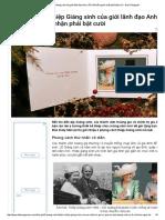 3 Phong Cách Thiệp Giáng Sinh Của Giới Lãnh Đạo Anh, Số 3 Sẽ Khiến Người Nhận Phải Bật Cười - Đại Kỷ Nguyên