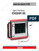 Echograph 1095 Features