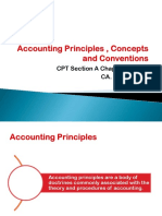 Sec Ach 1 u 2 Accounting Principles