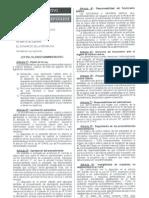LEY N° 29060 DEL SILENCIO ADMINISTRATIVO