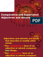 Adjectives (comparative-superlative)