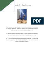 Fernando Martins - Curso Livre de Incensos (8 Páginas)