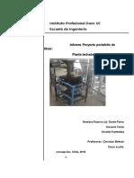 Informe Final Planta Lechada de Cal