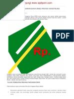 Rencana Anggaran Biaya (Rab) Proyek Konstruksi