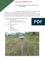 Tahapan Pelaksanaan Pengukuran Detail Situasi Proyek Konstruksi