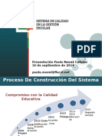 1 Encuentro Homólogos Quito 2014