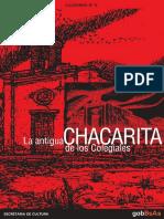 Cuaderno 5 Chacarita