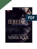 IEREIA -Lykae, Jinetes Del Apocalipsis 1- NISHA SCAIL