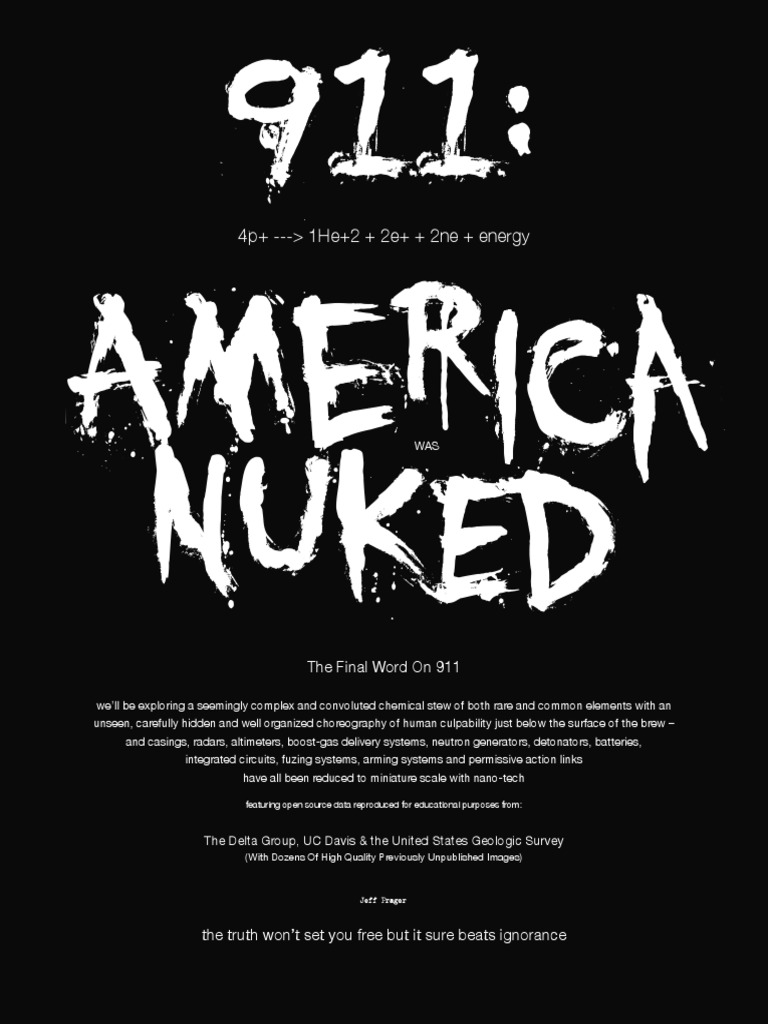 America Was Nuked (Jeff Prager) | Nuclear Weapons | Nuclear Fission