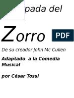 La Espada Del Zorro Copia 3 Esc.
