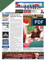 December 16, 2016 Strathmore Times