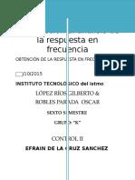 Trabajo de Control 2 de Oscar Robles Paradas & Gilberto Lopez Rios