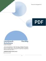 Landmark Facility Solutions