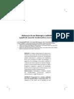 Elaboração de Um Fitoterápico Antibiótico a Partir Da Casca de Anadenanthera Macrocarpa
