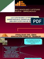 [PD] Presentaciones - Capacidades Emprendedoras