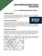 Weather Charts