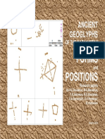 Ancient geoglyphs of the Kazakhstan (Forms and Positions) / Research papers by A.E.Dzubanov, M.G.Manatova, V.K.Sokolova, N.E.Sharipbek, V.A.Goriachikh, G.V.Pereboev, K.I.Samoilov. - Almaty, 2016. – 29 p.