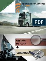 Telemetria en Camiones