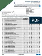 Grade Curricular 2017 Medicina UCB
